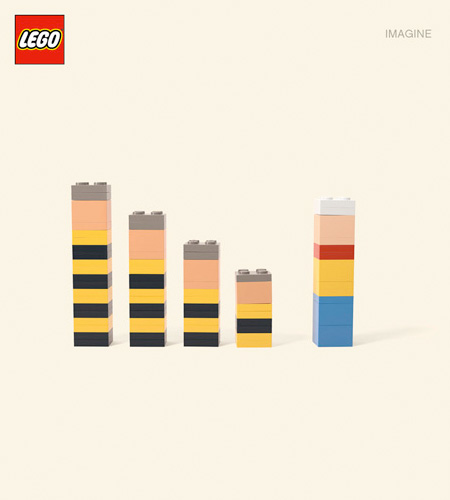 LEGO Lucky Luke and the Daltons