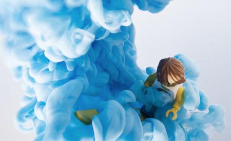 Surfing LEGO
