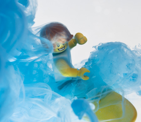 LEGO Ink Riders by Alberto Seveso