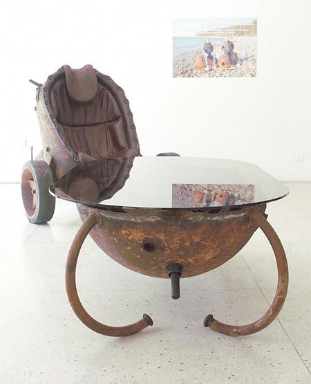 Naval Mine Table