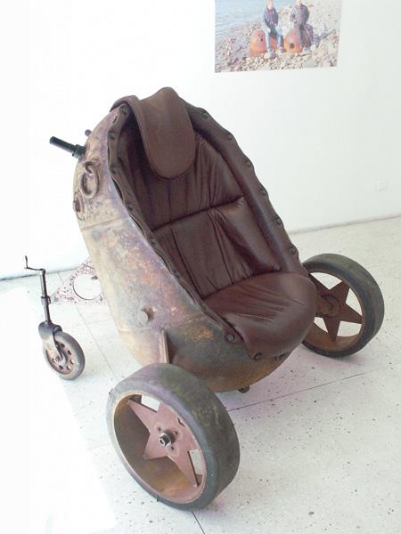 Mine Chair