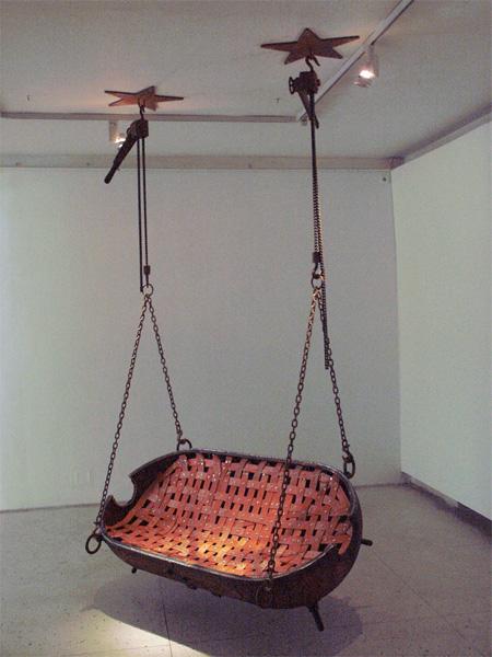 Naval Mine Swing