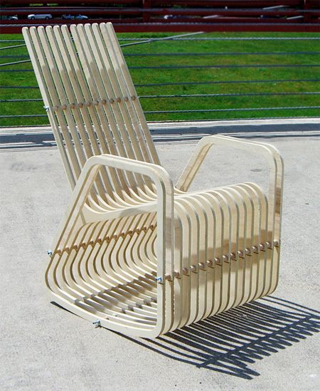 Rocking-2-gether Chair
