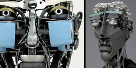 Typewriter Sculptures