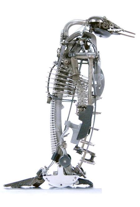 Typewriter Penguin