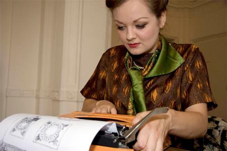 Typewriter Drawings