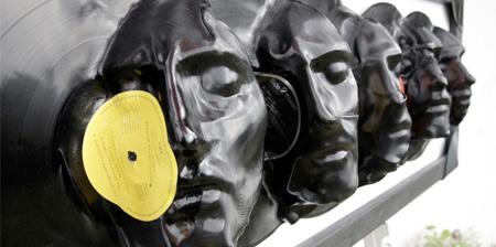 Vinyl Sculptures