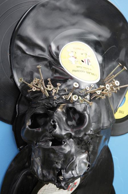 Vinyl Art by L017