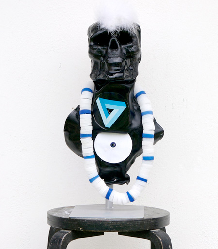 Vinyl Sculptures by L017