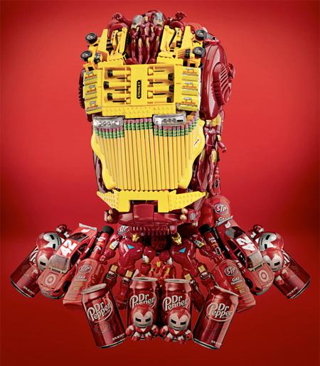 Iron Man Transformer