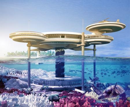 Discus Underwater Hotel