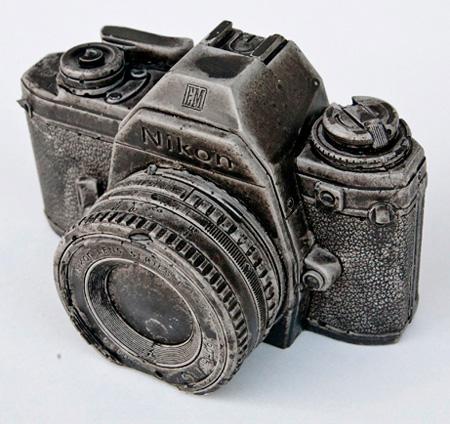 Nikon Camera Fossil