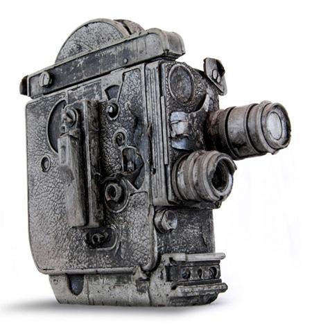 16mm Camera Fossil