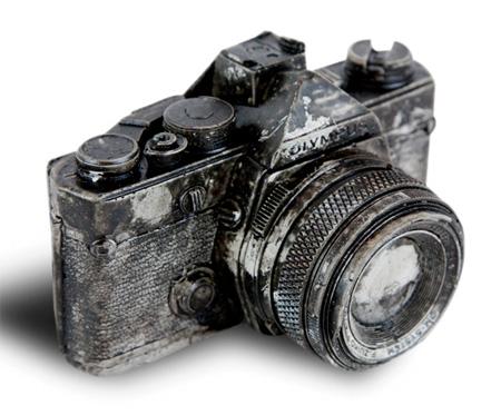 Olympus Camera Fossil