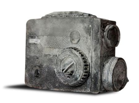 8mm Camera Fossil