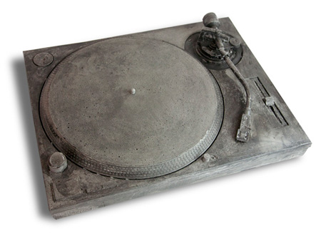 Turntable Fossil
