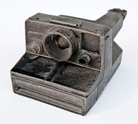 Polaroid Camera Fossil