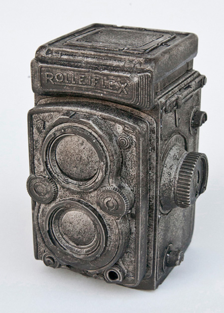Rollei Camera Fossil