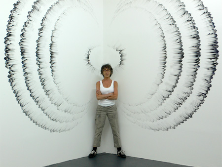 Finger Art by Judith Braun