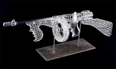 Glass Gun