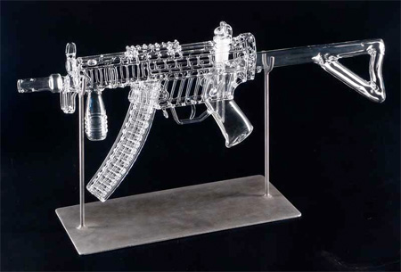 Glass Weapon
