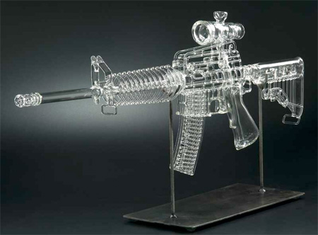 Glass Rifle