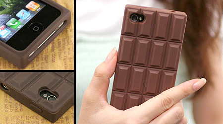 Chocolate Bar iPhone Case