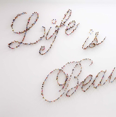 Life is Beautiful by Farhad Moshiri