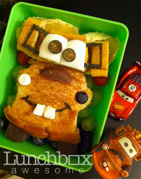 Cars Food Art