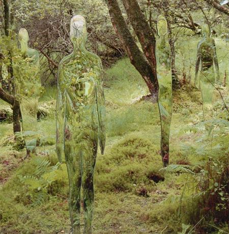 Mirror Sculptures