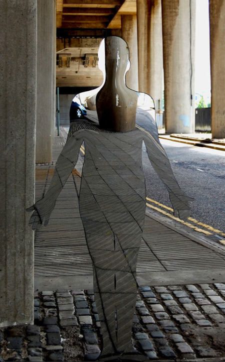 Reflective Sculpture