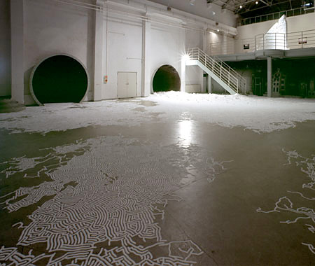 Salt by Motoi Yamamoto