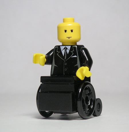 LEGO Professor X