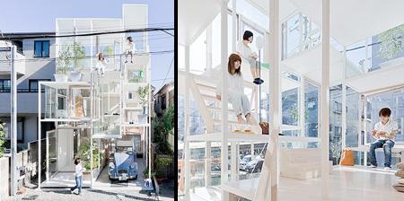 Transparent House