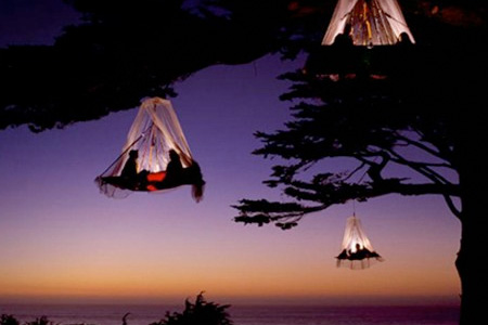 Hanging Tents