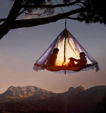 Hanging Camping Tent