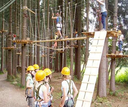 Waldseilgarten Resort