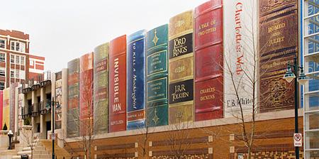 Bookshelf Building