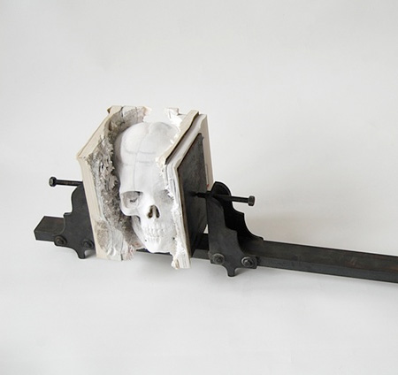 Skull of Books