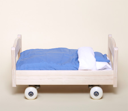 Bed Skateboard