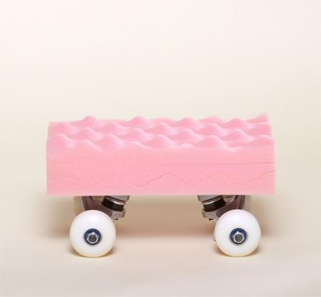 Sponge Skateboard