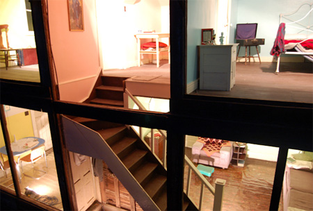 Life Sized Doll House