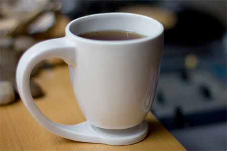 Floating Tea Mug