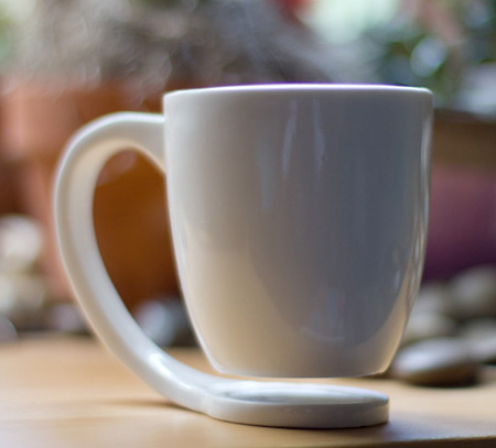 Suspended Mug
