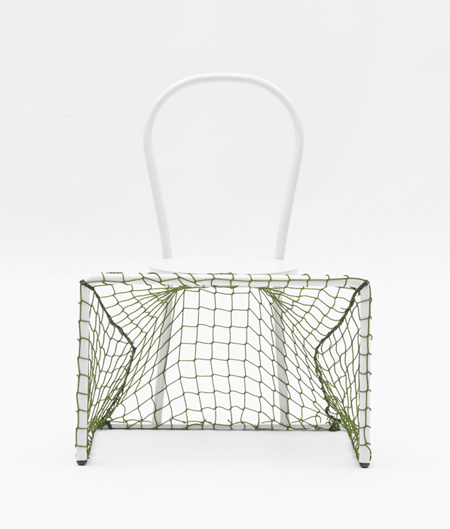 Football Chair by Emanuele Magini