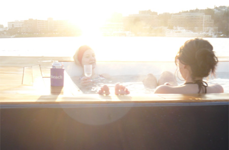 Hot Tub Yacht