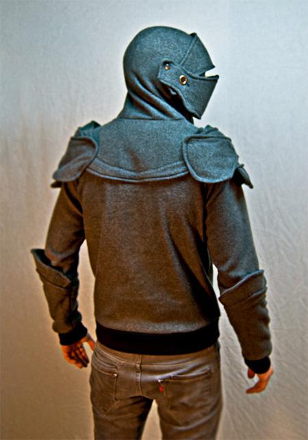 Knight Armour Hoodie