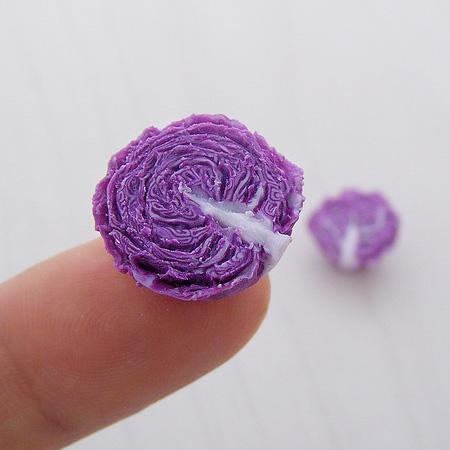 Mini Food Sculptures