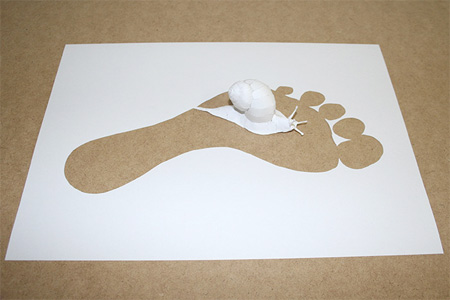 Paper Sculpture by Peter Callesen