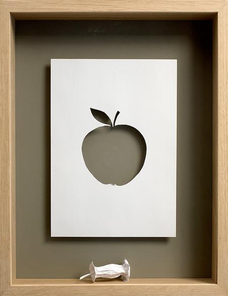 Paper Apple